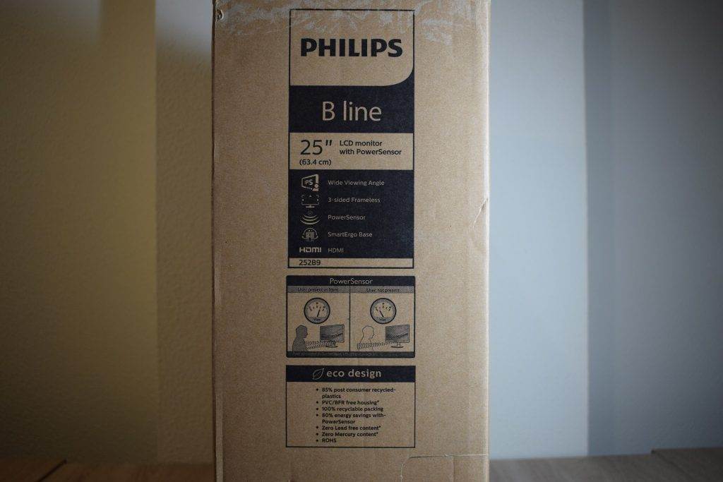 philips brilliance 252b game it