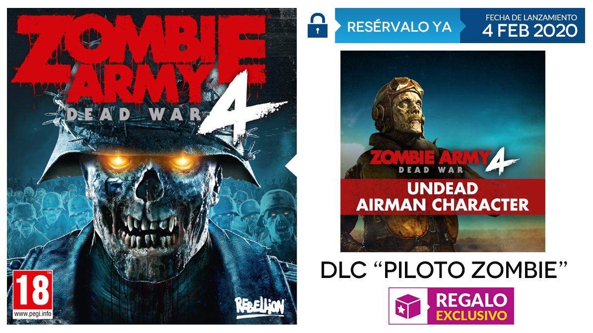 Zpmbie Army 4