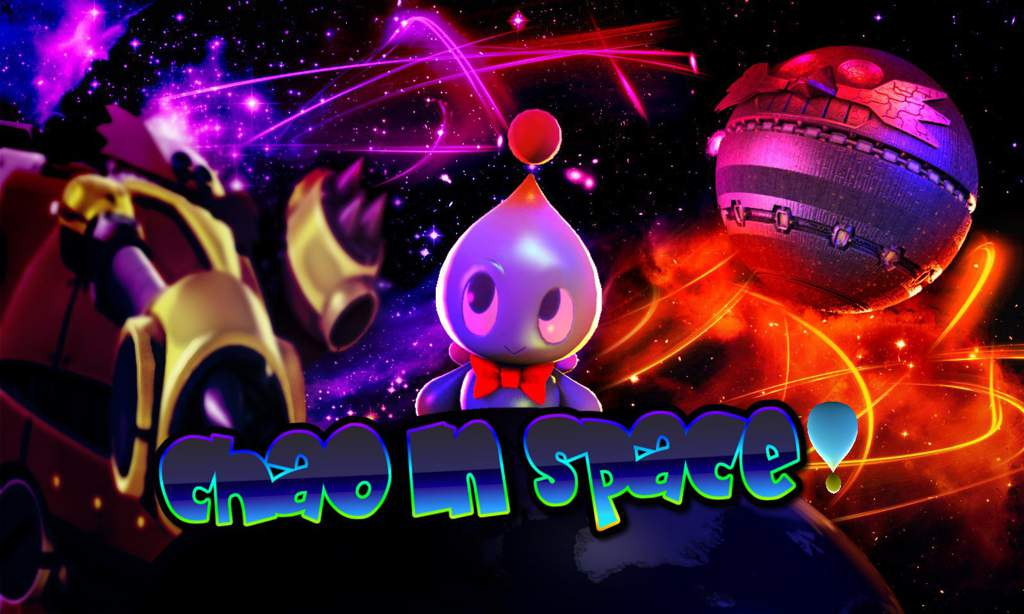 chao in space game it