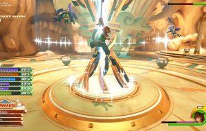 Nuevas imágenes de las novedades que llegarán con Kingdom Hearts…