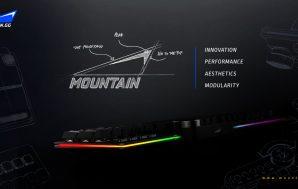 Llega Mountain, la nueva marca de periféricos gaming
