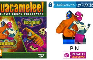 Guacamelee One-Two Punch Collection