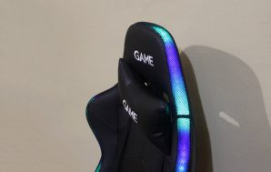 Game GT400 RGB, videoreview de la silla RGB de Game