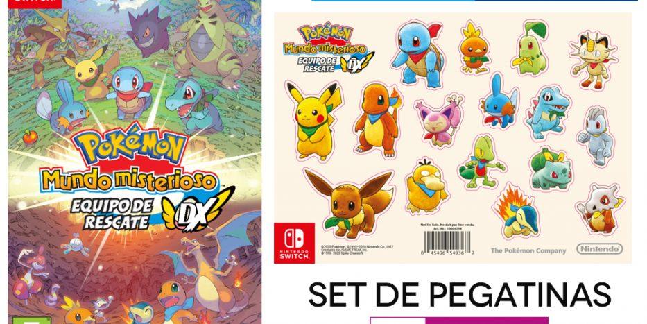 Pokémon Mundo Misterioso: Equipo de Rescate DX