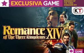 La edición física de Romance of The Three Kingdoms XIV…