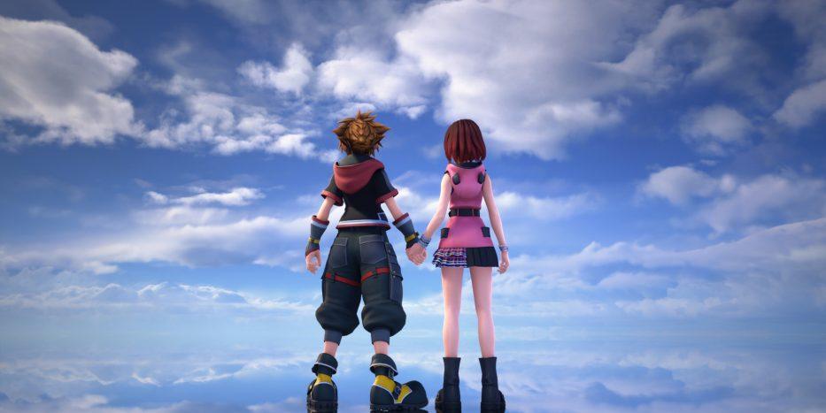 Re Mind Kingdom Hearts III