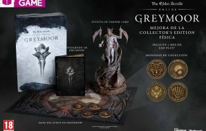 La Collector's Upgrade de TESO: Greymoor es exclusiva de GAME
