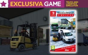 Truck and Logistics Simulator tendrá una versión física para Switch…