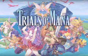 Trials of Mana nos presenta a los personajes de Falco…