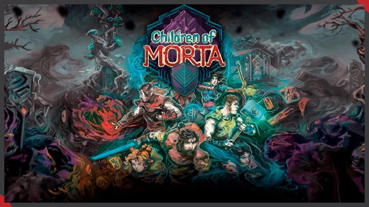 children of morta game it