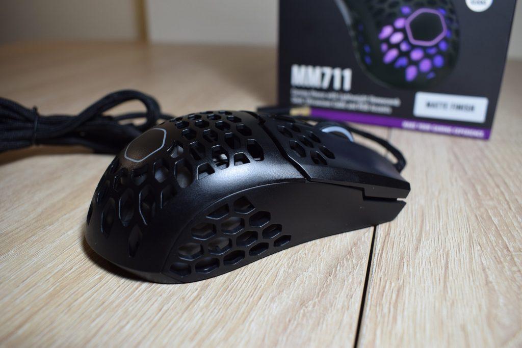 cooler master mm711 game it