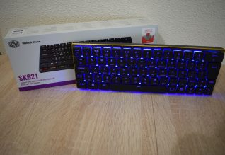 cooler master sk621 game it