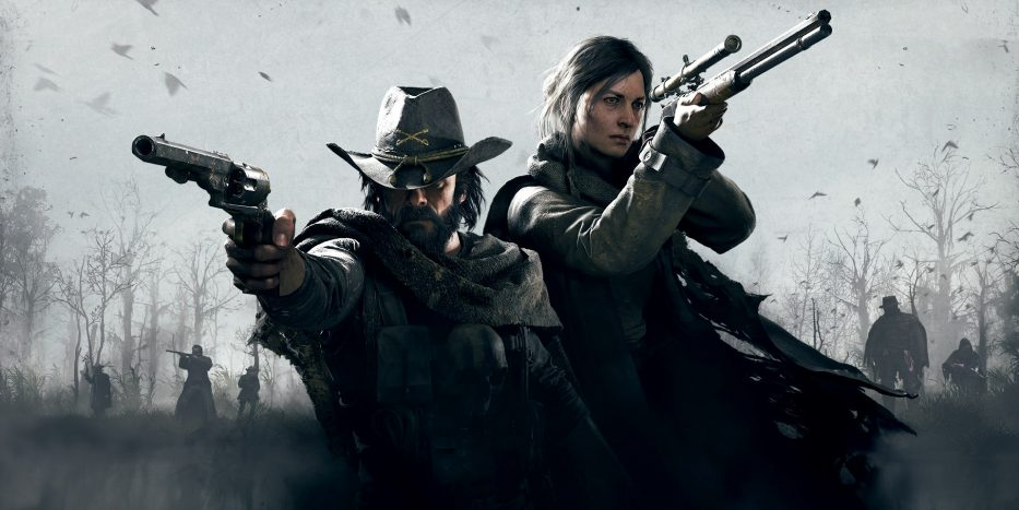 hunt showdown game it