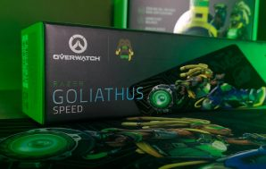 Razer Goliathus Overwatch Lúcio, review y unboxing