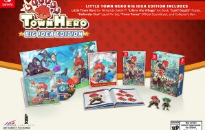 Little Town Hero contará con una edición física en Nintendo…