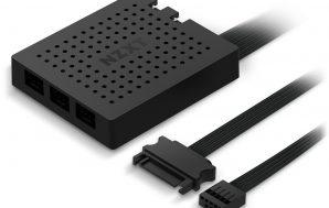 NZXT anuncia su nuevo controlador de RGB y ventiladores