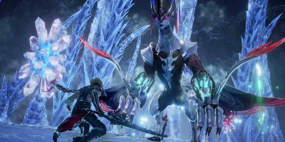Frozen Empress Code Vein