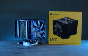 Corsair A500, review y unboxing en español