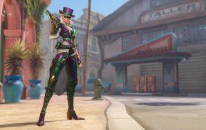 El desafío Mardi Gras de Ashe llega a Overwatch