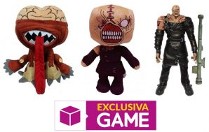 GAME repasa el merchandising oficial de Resident Evil 3 disponible…