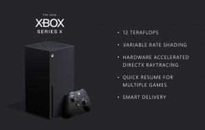Xbox Series X desvela novedades sobre sus características técnicas
