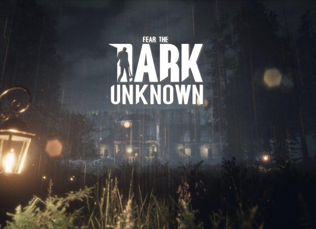 fear the dark unknown game it