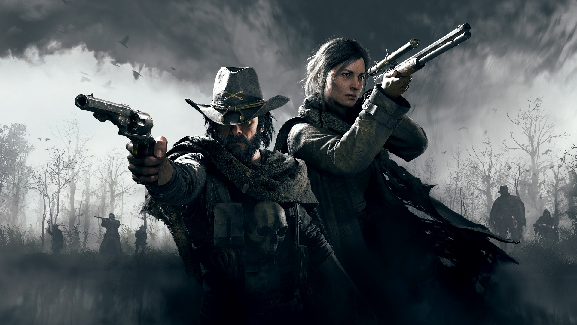 hunt showdown game it