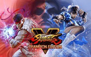 Street Fighter V Champion Edition. Análisis en PS4