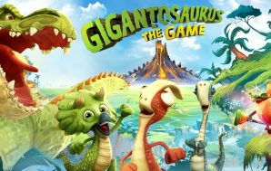 Gigantosaurus: The Game ya disponible para consolas y PC