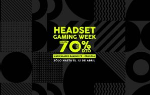 La Headset Gaming Week llega a GAME con grandes ofertas