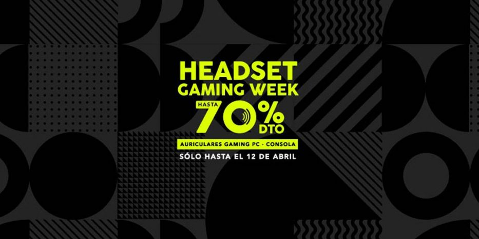 Headset Gaming Week