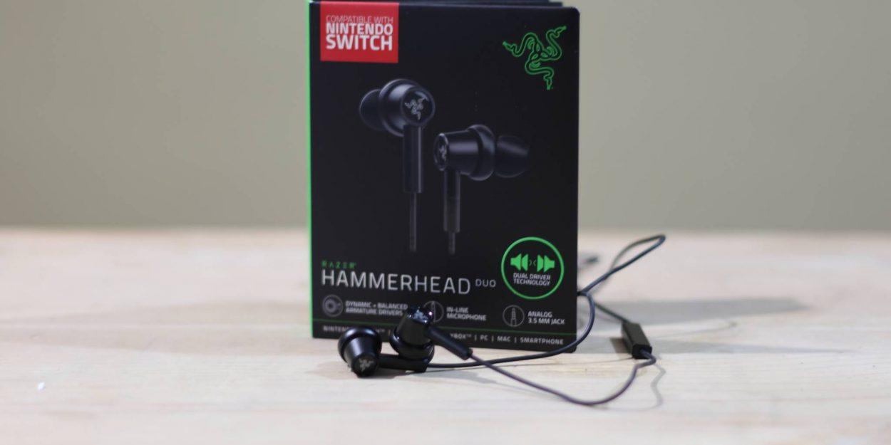 Razer Hammerhead Duo