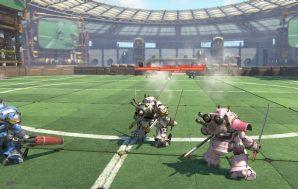 Primeras imágenes del combate de Sakura Wars en su último…