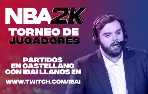 Ibai retransmitirá y narrará el primer torneo de NBA 2K20