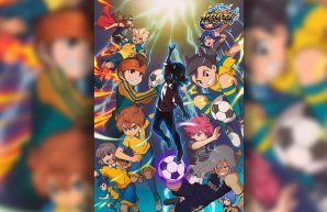 Inazuma Eleven Great Road of Heroes