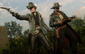 Red Dead Online: nuevo Modo Enfrentamiento, descuentos y mucho más