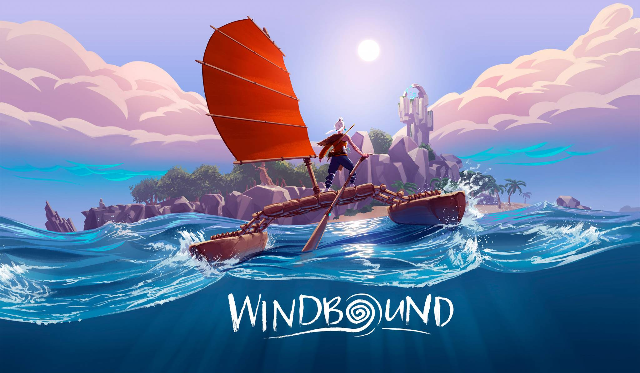 Windbound Brave the Storm