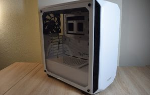 Be Quiet! Pure Base 500 Window White. Análisis de la…