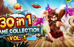 30-in-1 Game Collection: Volume 1 se lanzará en formato físico…