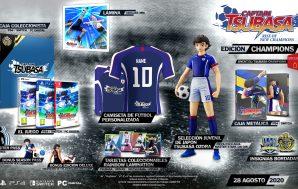 Captain Tsubasa: Rise of New Champions anuncia su fecha de…
