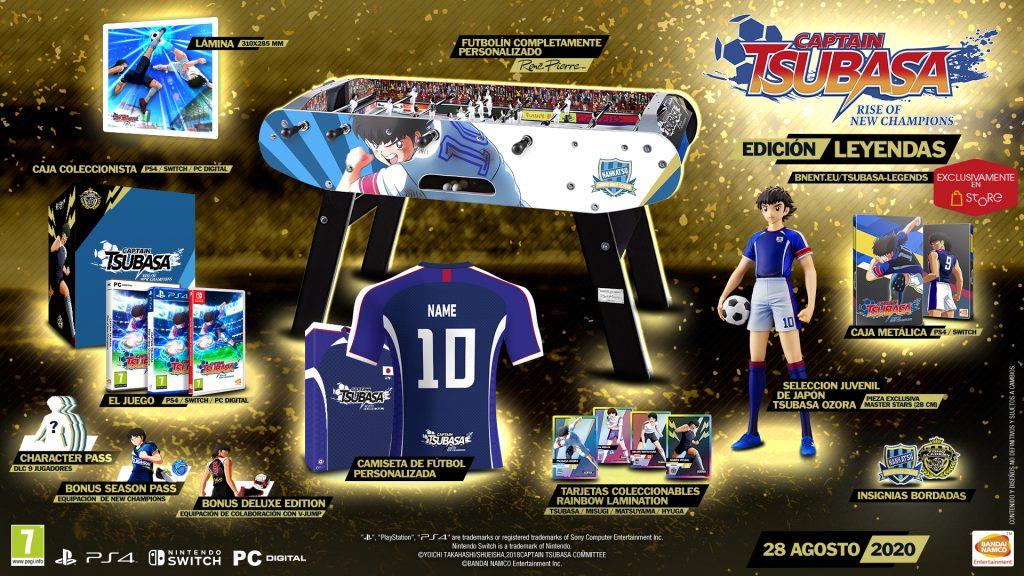 Captain Tsubasa Rise of the New Champions