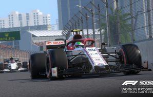 F1 2020 muestra una vuelta rápida al circuito de Hanoi