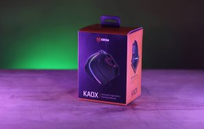 Krom Kaox, review del primer ratón vertical gaming del mercado