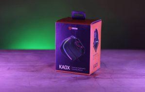 Krom Kaox, review del primer ratón vertical gaming del mercado