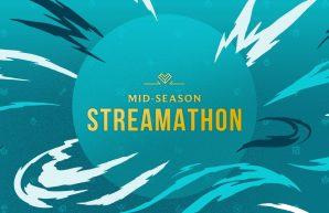 League of Legends Mid-Season Streamathon