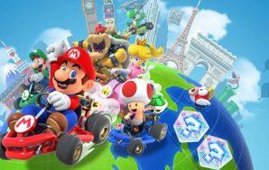 Mario Kart Tour recibe las carreras por equipo y las…
