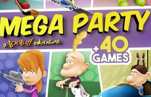 Mega Party: A Tootuff Adventure