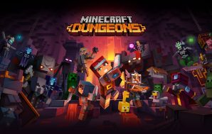 Minecraft Dungeons muestra su tráiler de lanzamiento. Ya disponible
