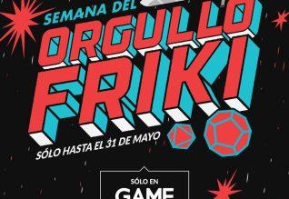 Orgullo Friki GAME
