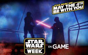 La nueva promoción Star Wars Week llega a las tiendas…